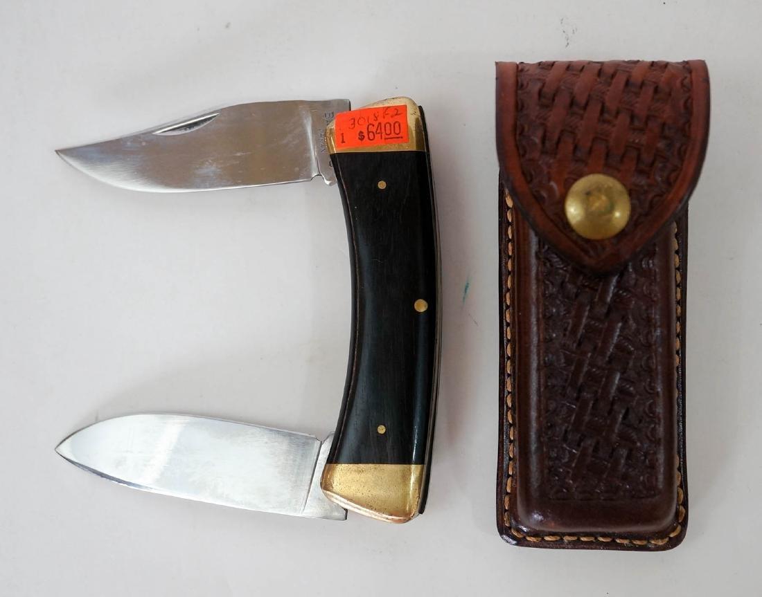 Browning Vintage Folding Knife