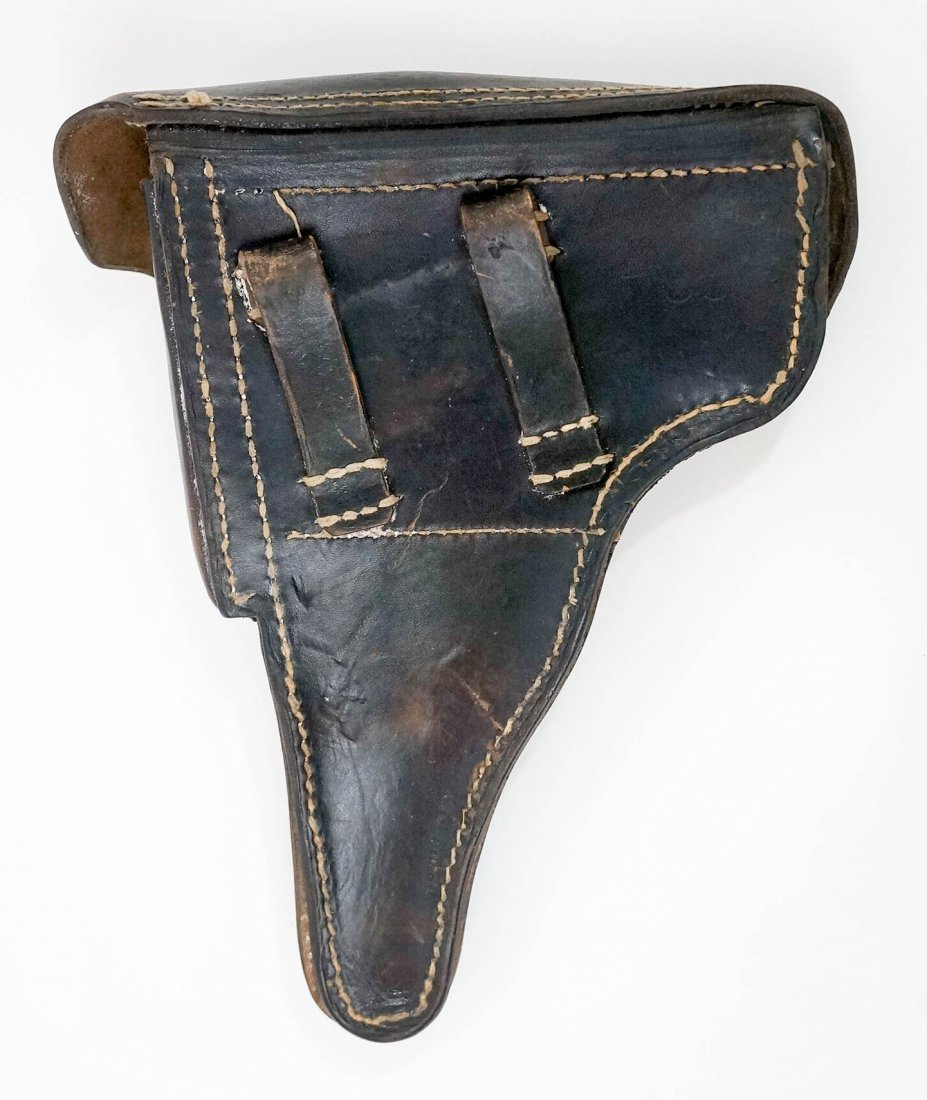 German P-38 Luger Leather Holster. - 2