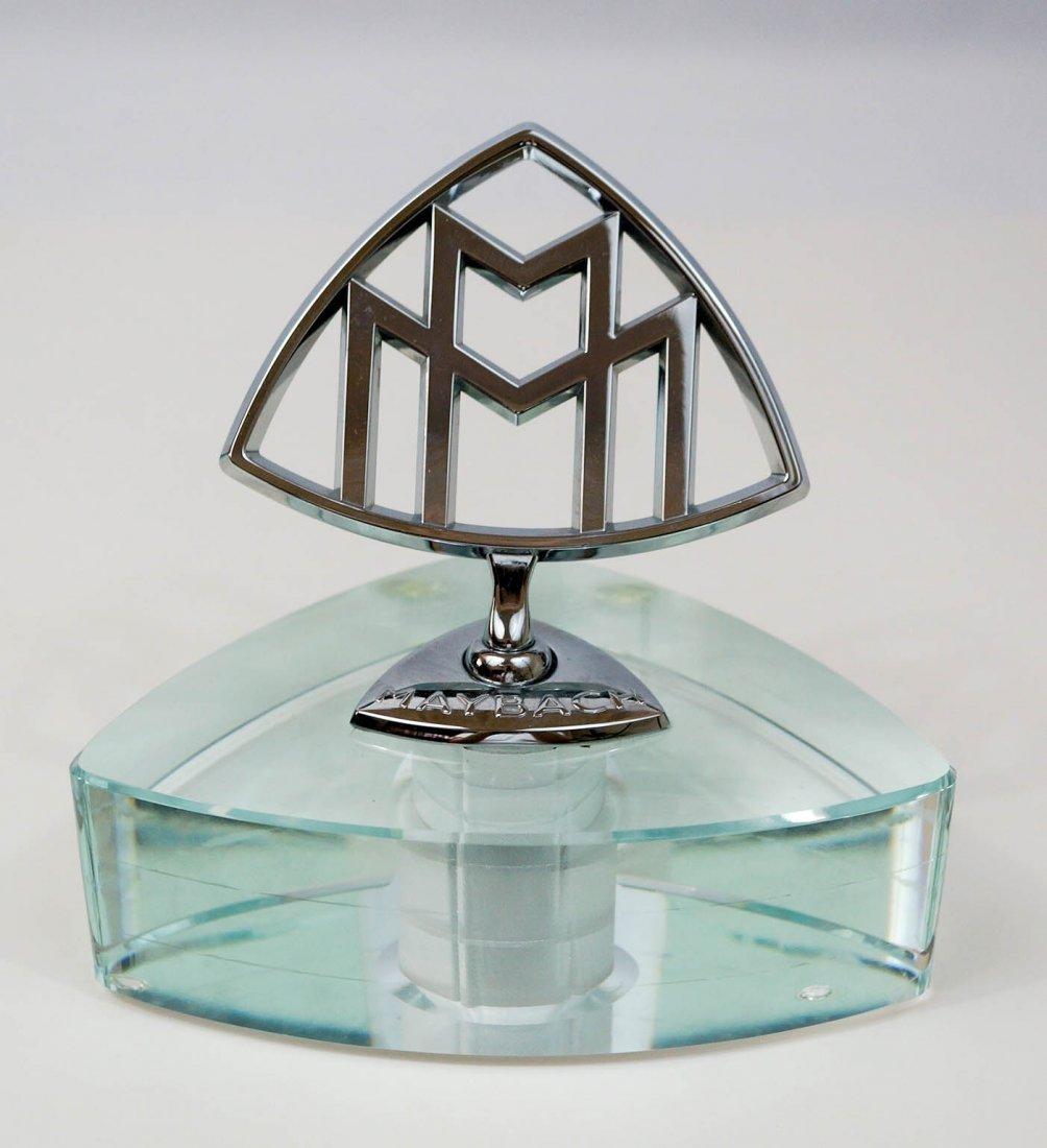 Maybach Hood Ornament