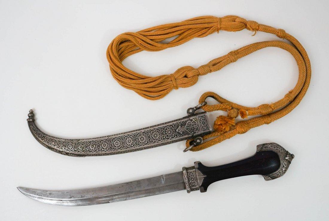 Moroccan Khanjar Jambiya Koumya Dagger - 2