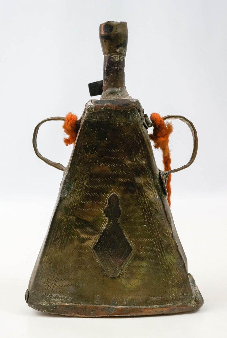 Antique Moroccan Gun Powder Case