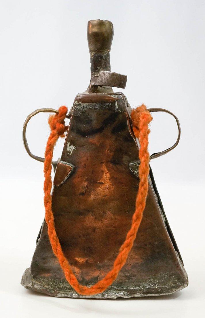 Antique Moroccan Gun Powder Case - 2