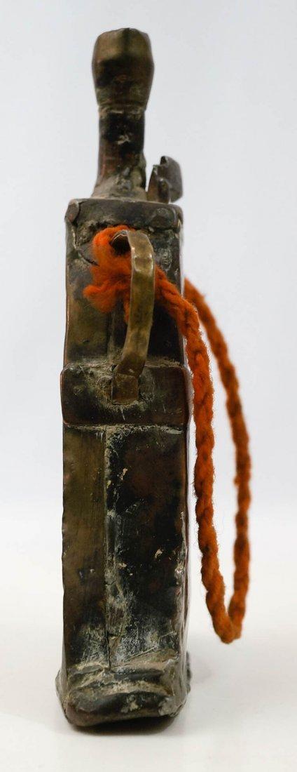 Antique Moroccan Gun Powder Case - 5