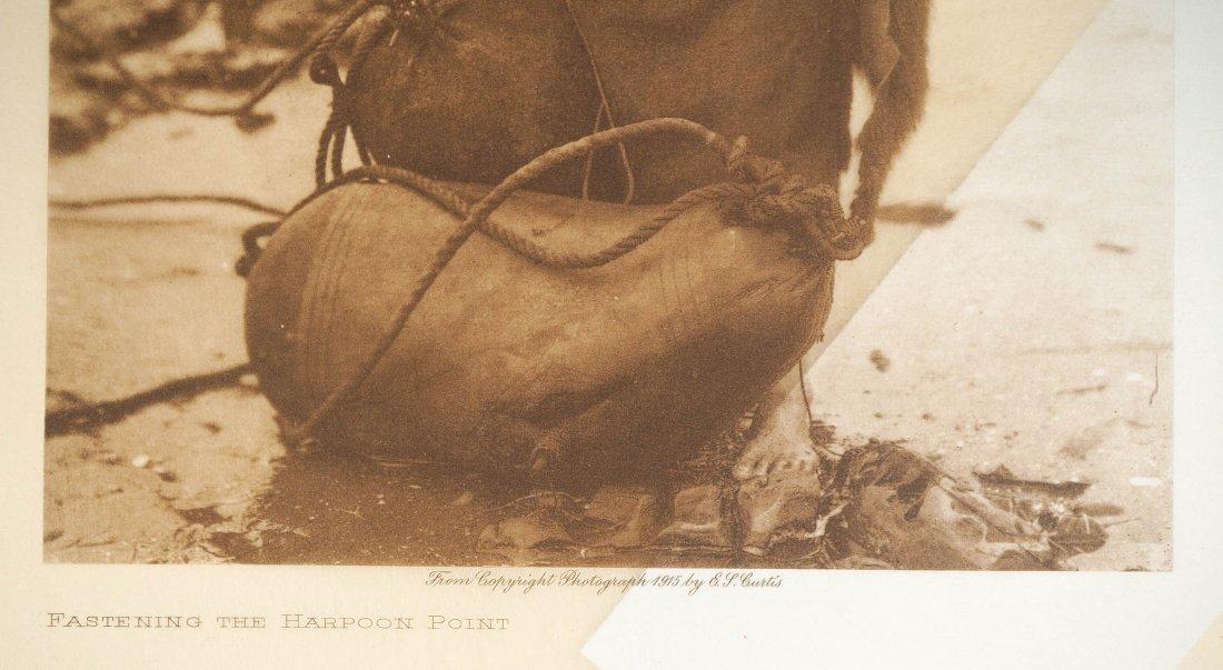 Edward Curtis Tissue Photogravure, 1915 - 2
