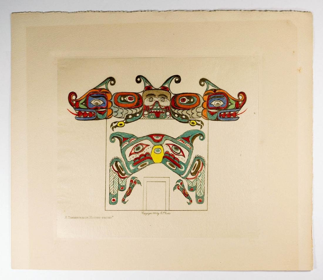 Edward Curtis Tissue Photogravure, 1914