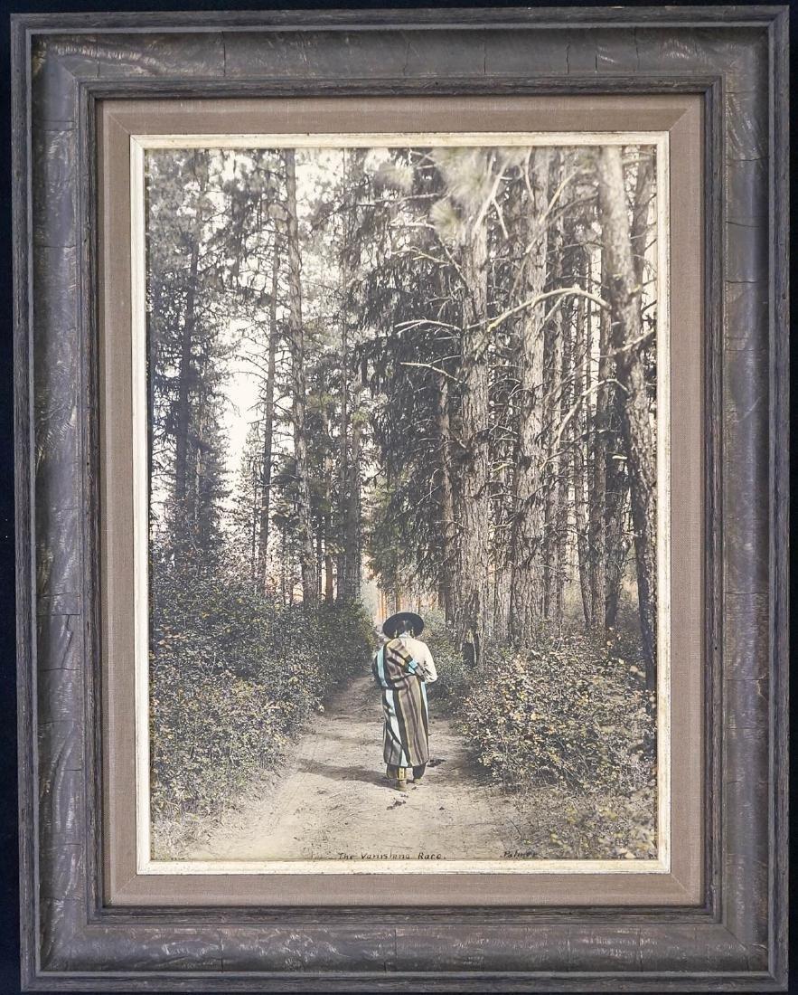 Frank Palmer Hand-Tinted Photograph