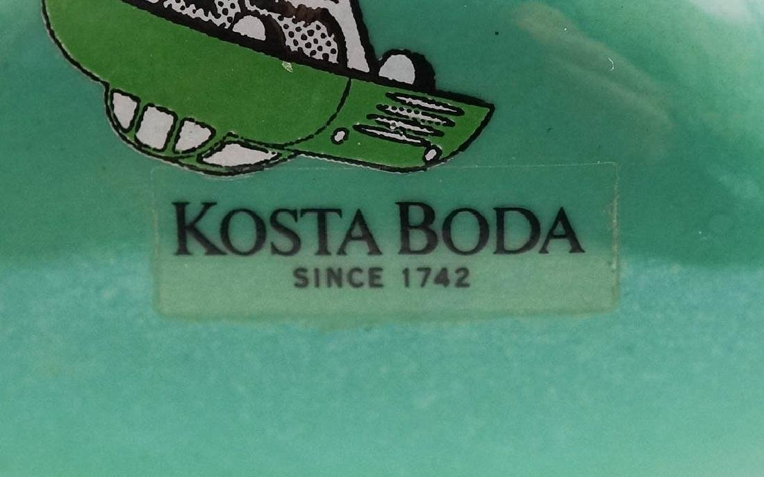 Olle Brozen For Kosta Boda Limited Edition #8/50 - 4