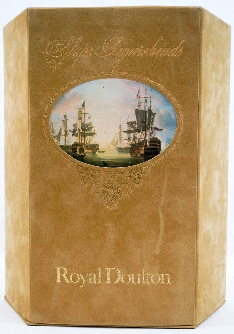 Royal Doulton Ships Figureheads Series HN 2908