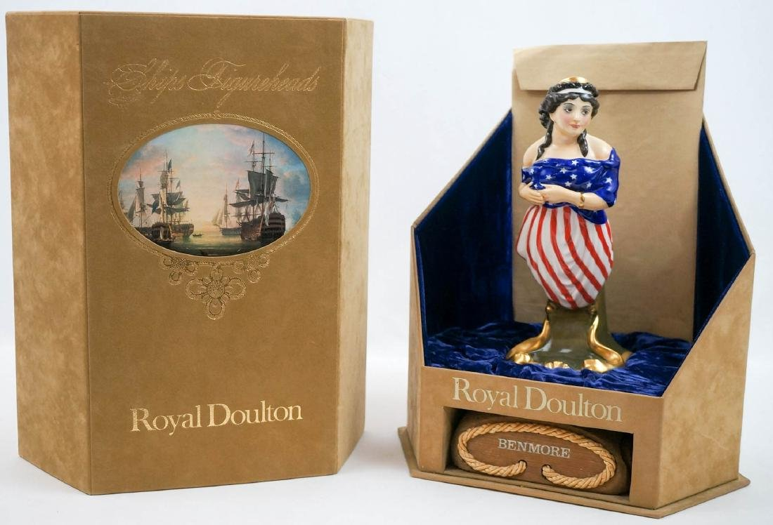 Royal Doulton Ships Figurehead Series HN 2909 - 2
