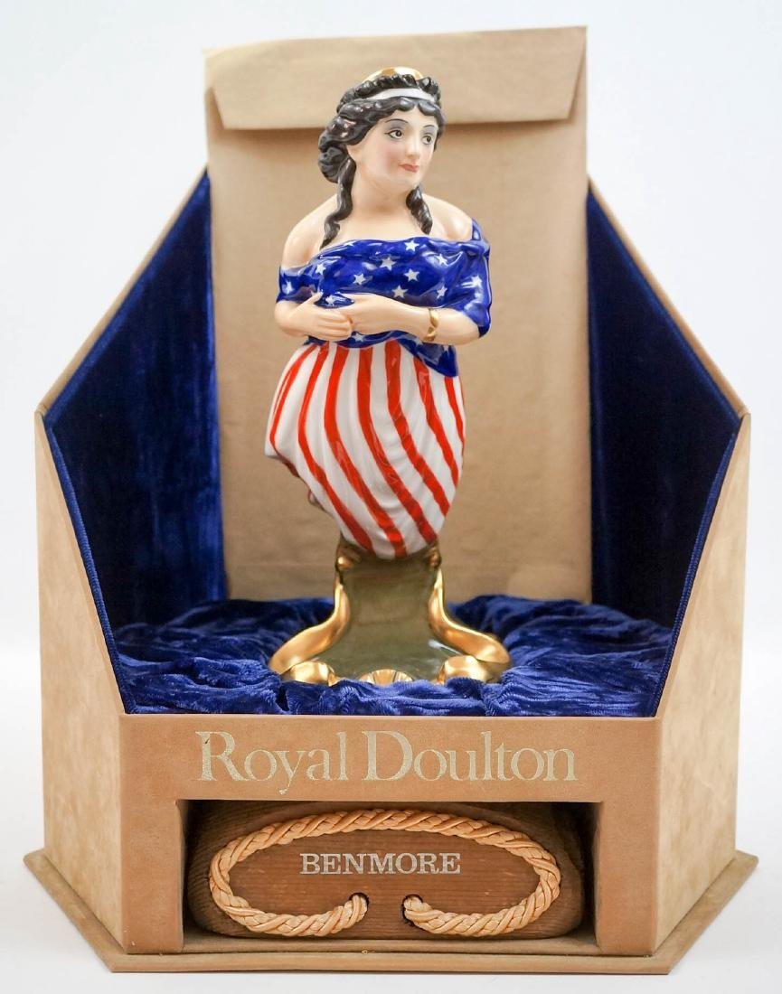 Royal Doulton Ships Figurehead Series HN 2909 - 3