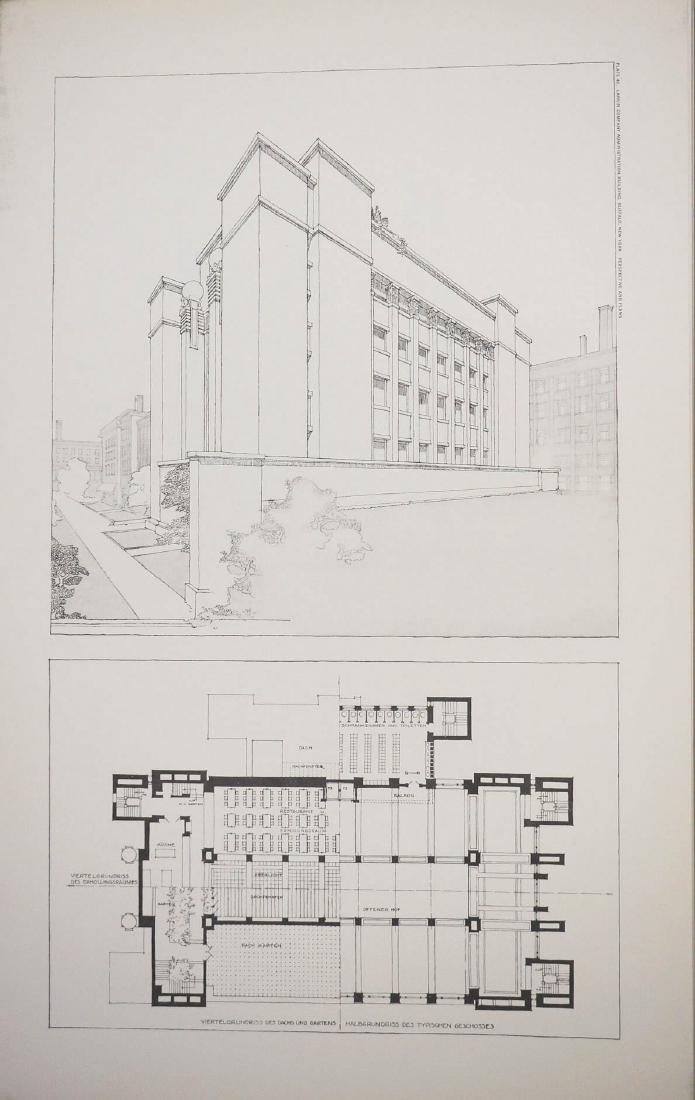 Frank Lloyd Wright Portfolio - 2