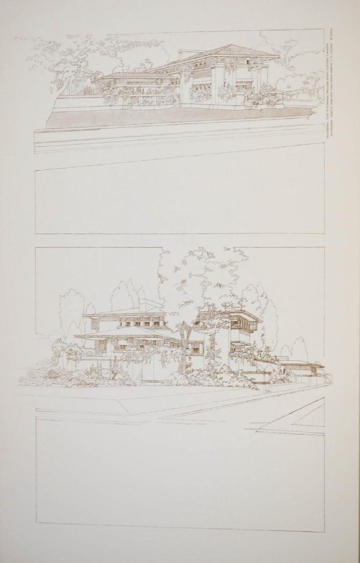 Frank Lloyd Wright Portfolio - 5