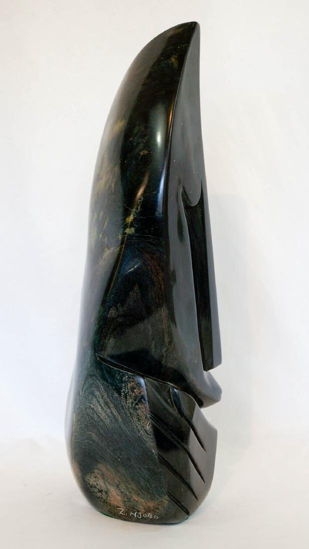 Zachariah Njobo (Zimbabwe) Shona Sculpture - 2