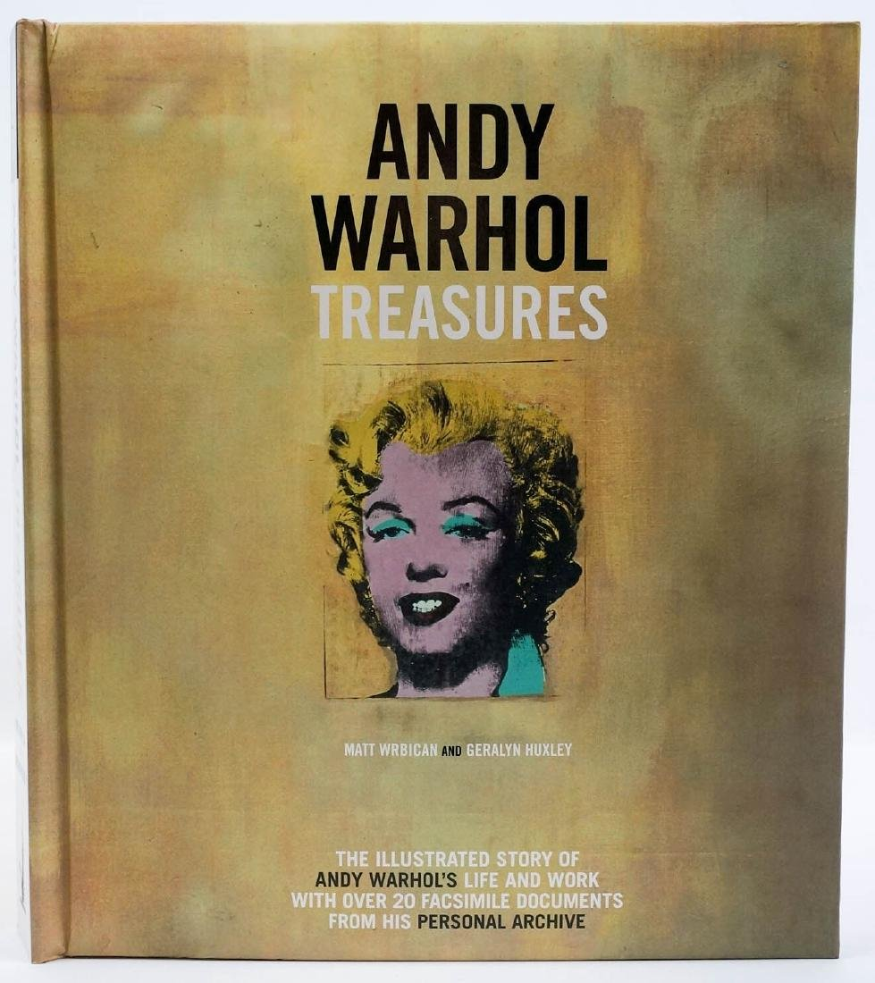Andy Warhol Treasures by Wrbican and Huxley
