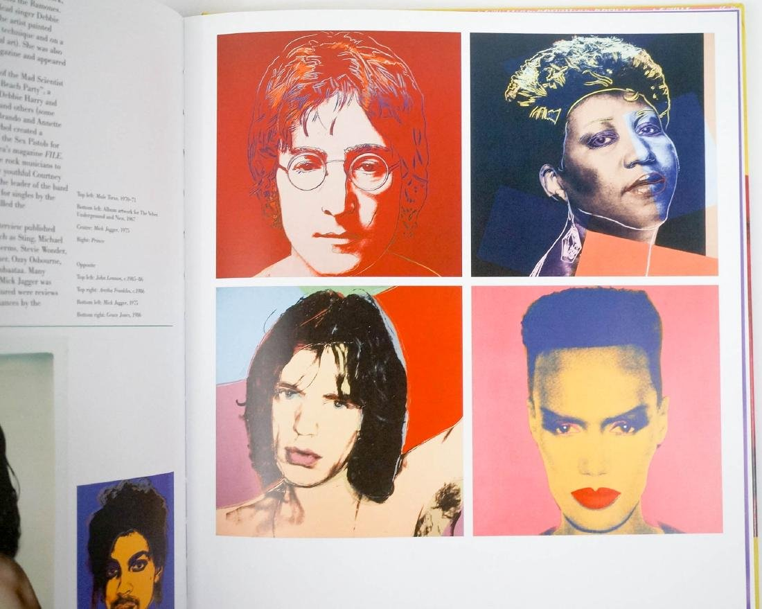 Andy Warhol Treasures by Wrbican and Huxley - 4