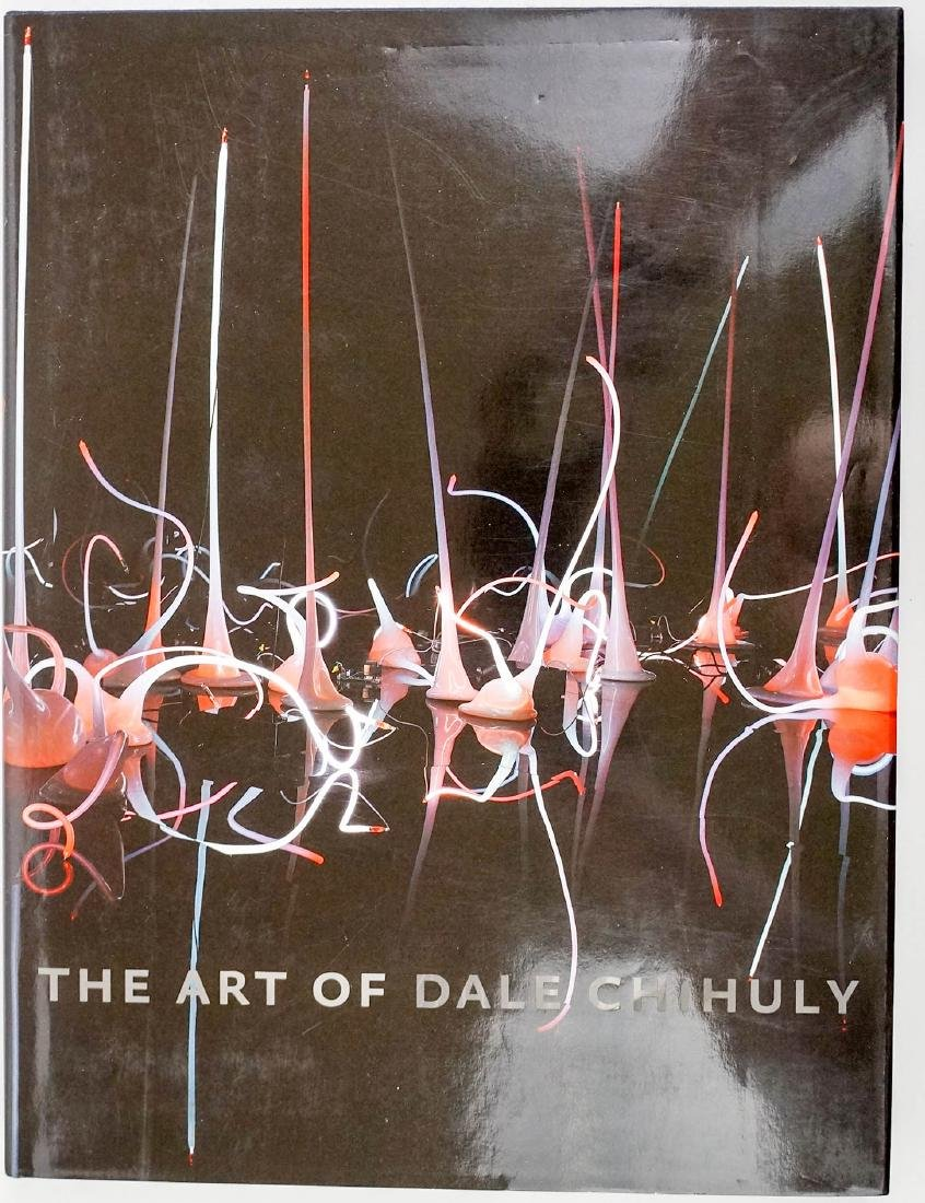 Dale Chihuly (Five Books) - 5