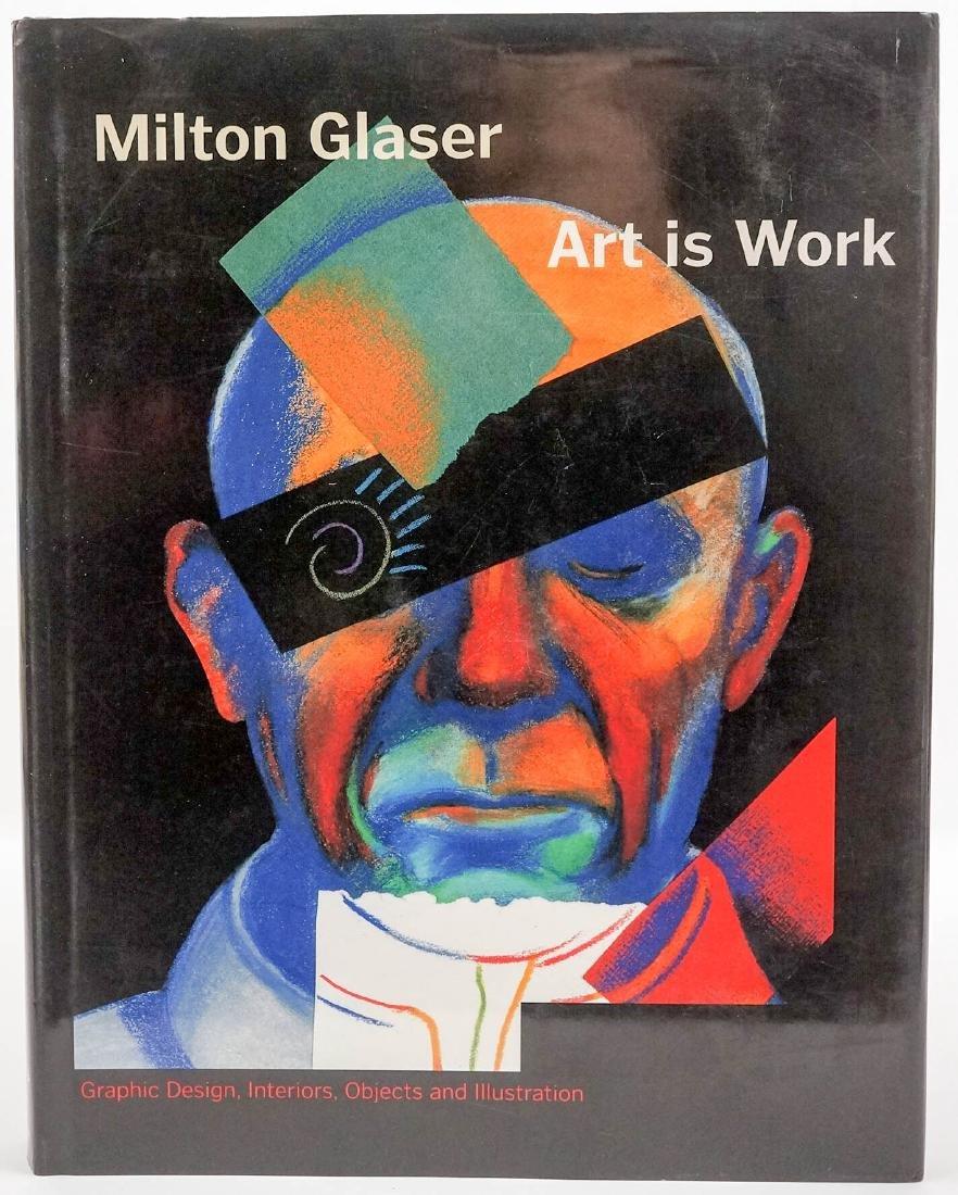Art is Work by Milton Glaser