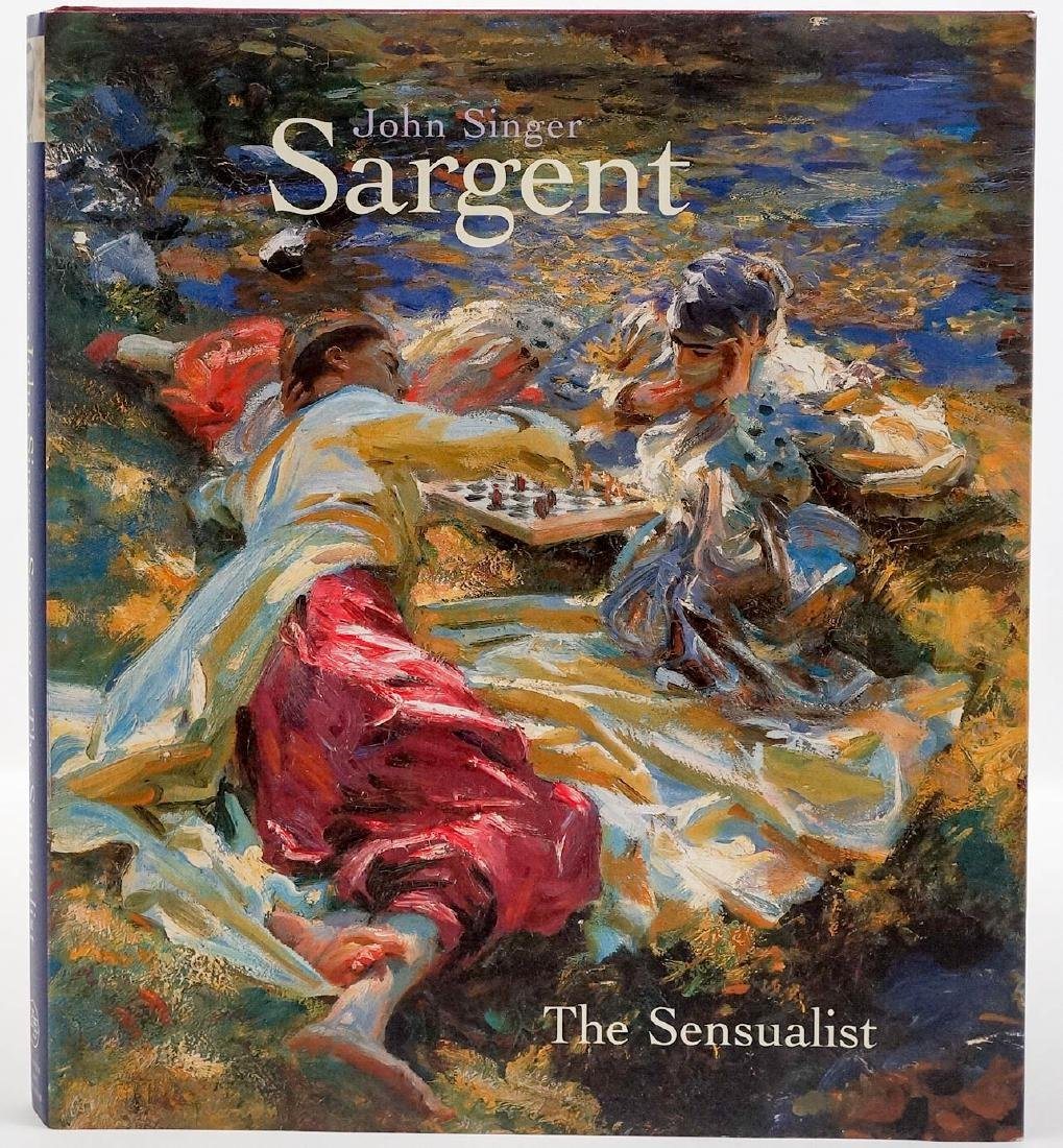 The Sensualist by John Singer Sargent