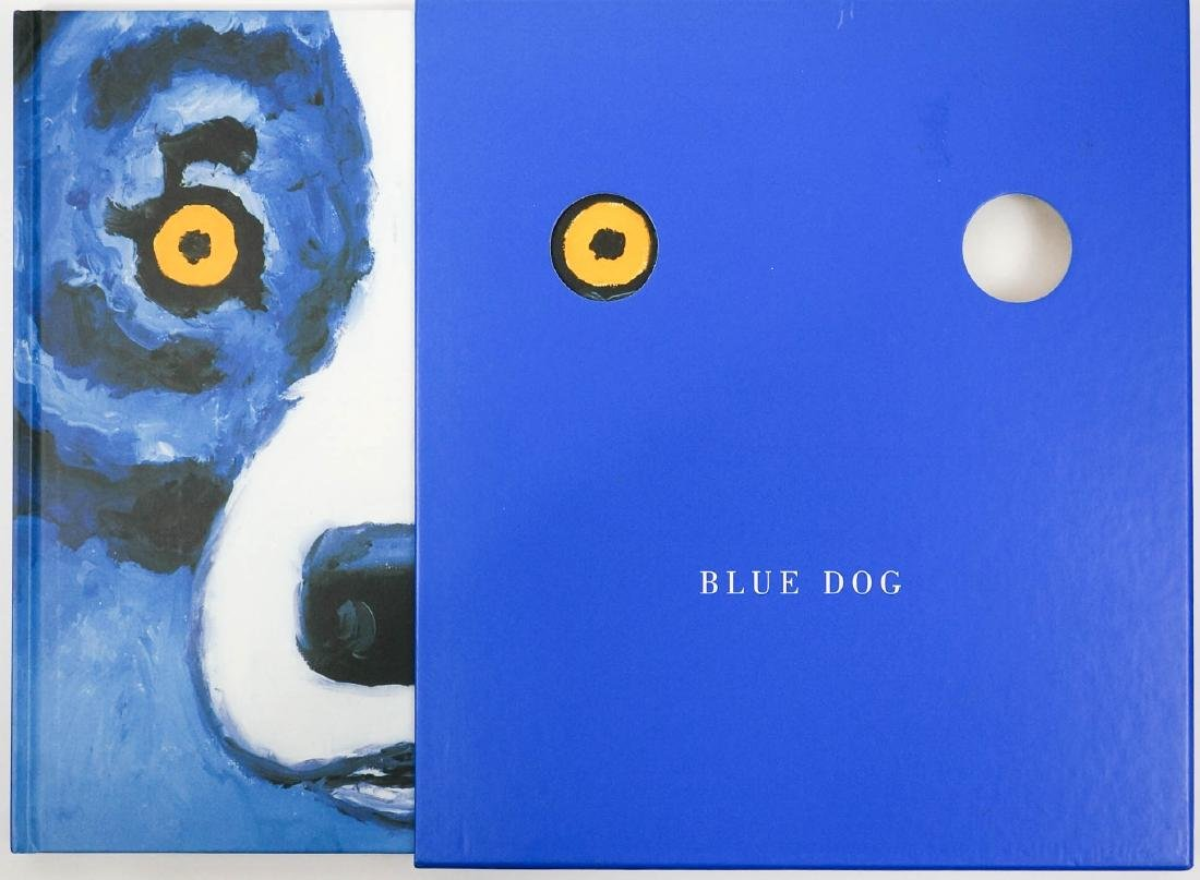 Group of Three Books by George Rodrigue - 5