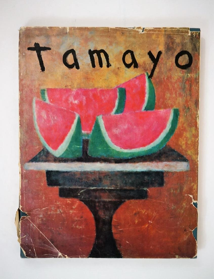 Tamayo with Introduction by Garcia Ponce