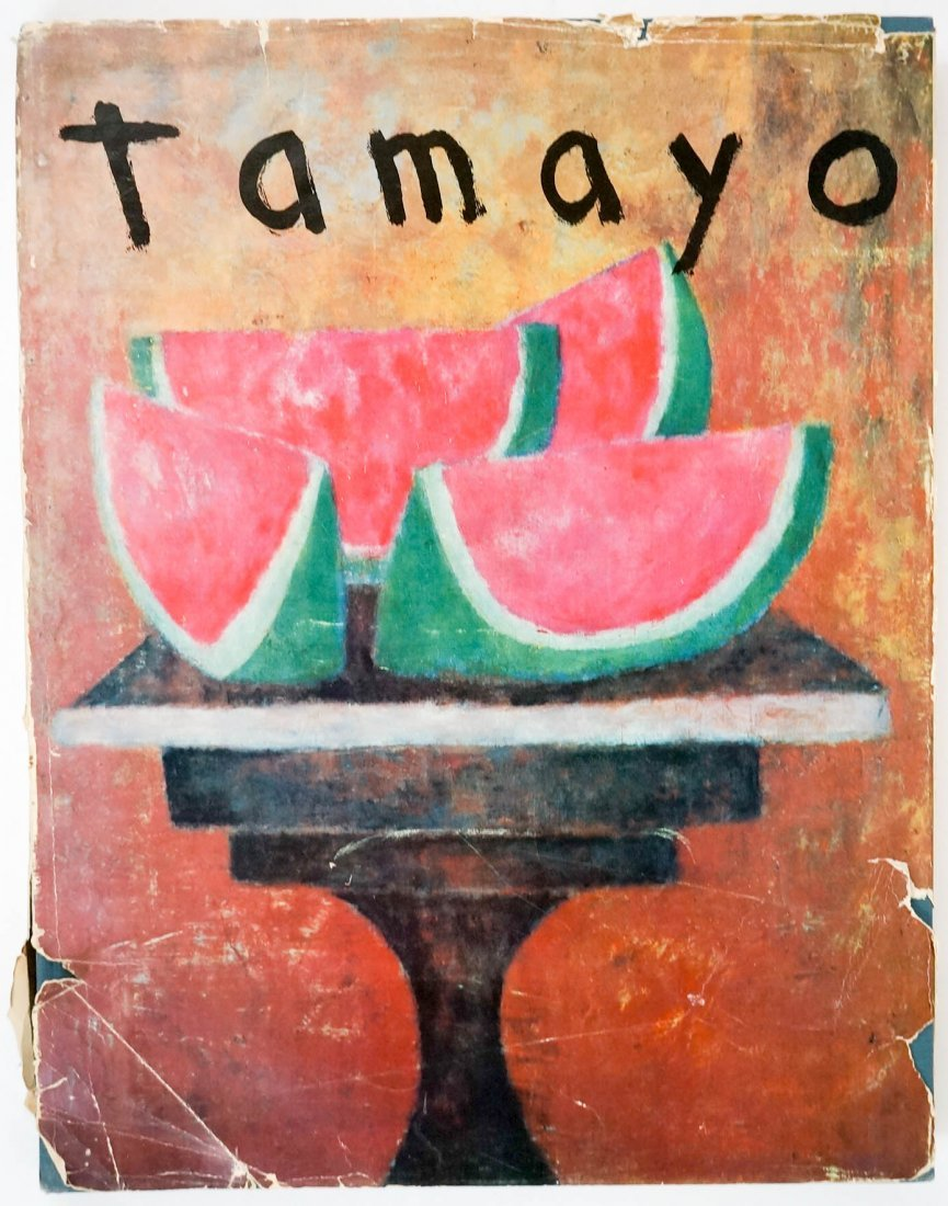 Tamayo with Introduction by Garcia Ponce - 2