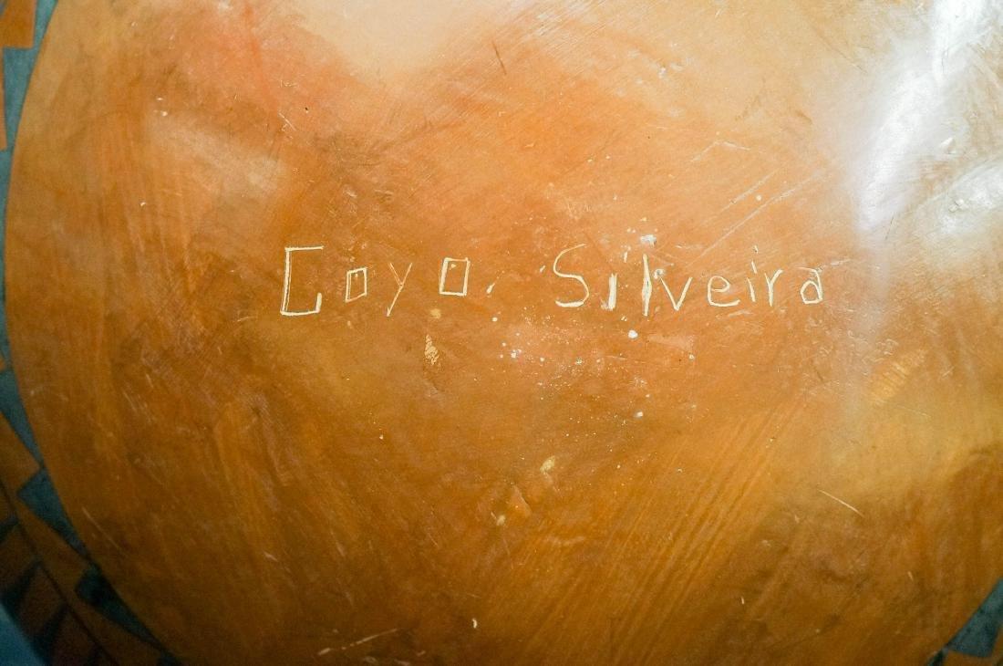 "Coyo Silviera Large Pot 15"" Tall - 5"