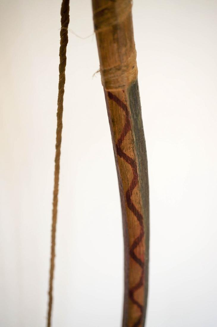 Sioux Painted Bow - 3