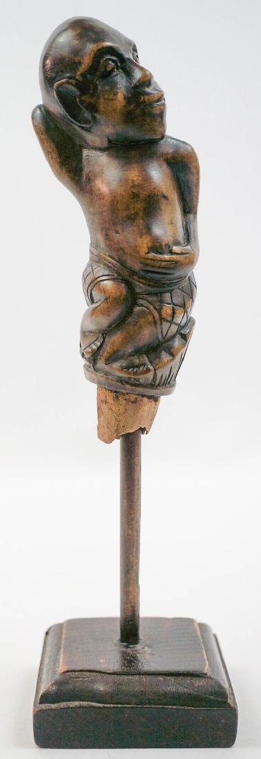 Old Indonesian Keris or Kriss Sword Handle