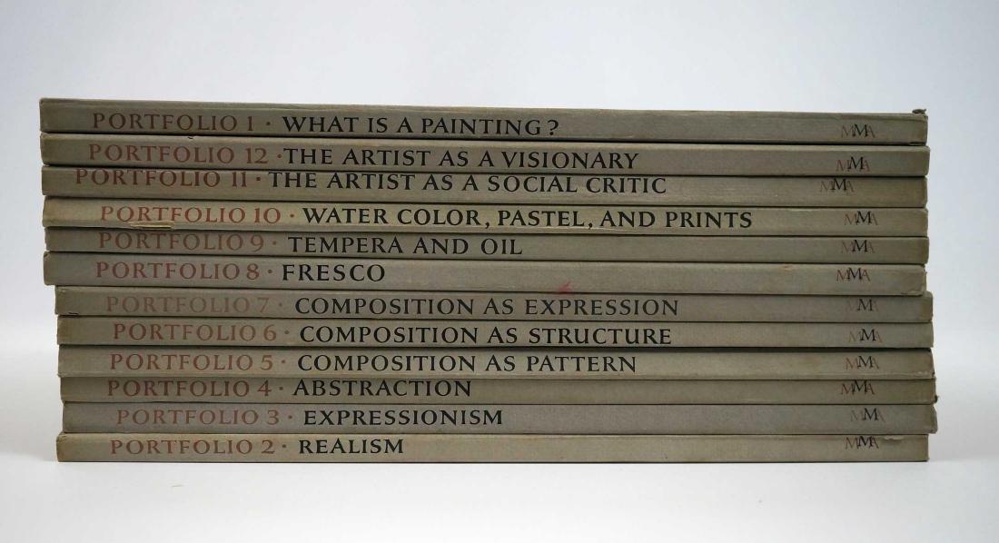 Metropolitan Seminars in Art (12 Volumes)