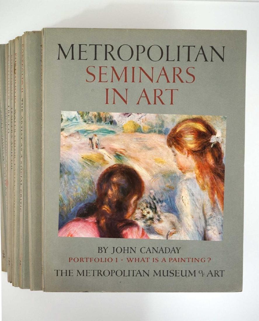 Metropolitan Seminars in Art (12 Volumes) - 2