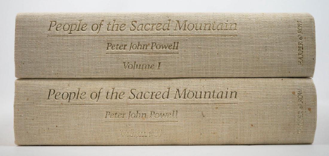 People of the Sacred Mountain Vol I & II