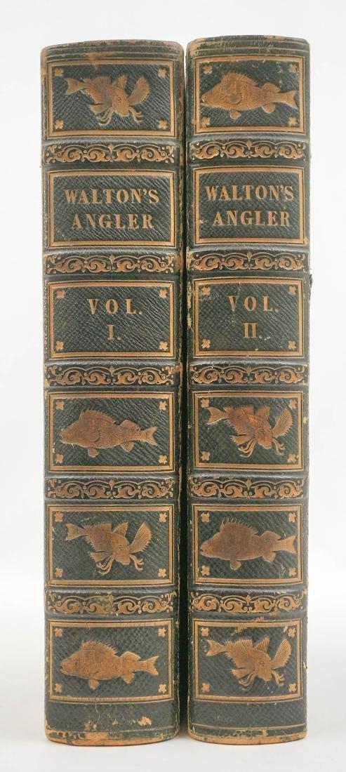 Walton's Angler Vol. I and II
