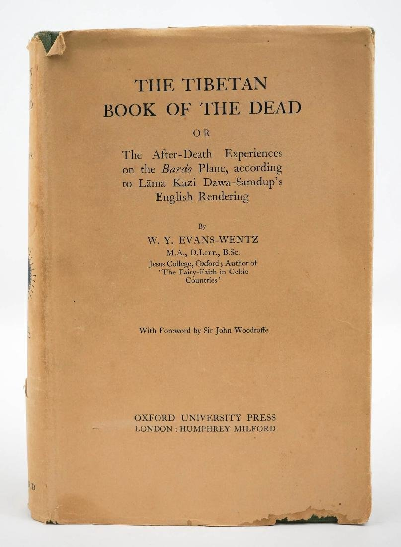 The Tibetan Book of the Dead 1936