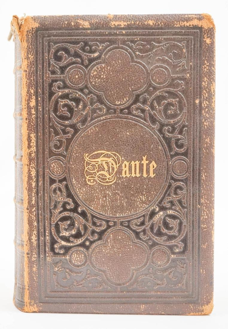 Dante; The Vision: or Hell, Purgatory, & Paradise