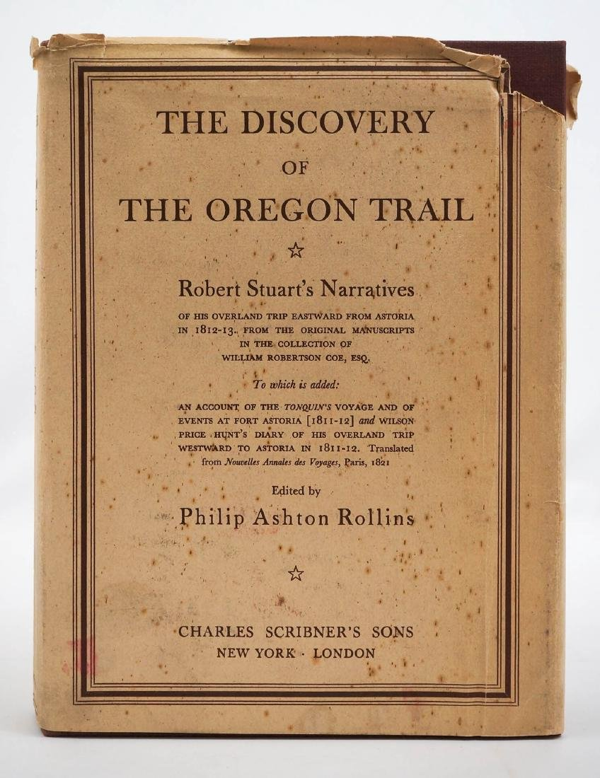 The Discovery of the Oregon Trail