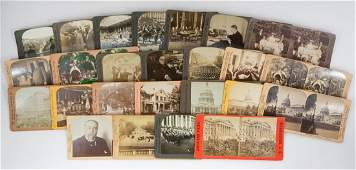 Presidents and Government Antique Stereoviews