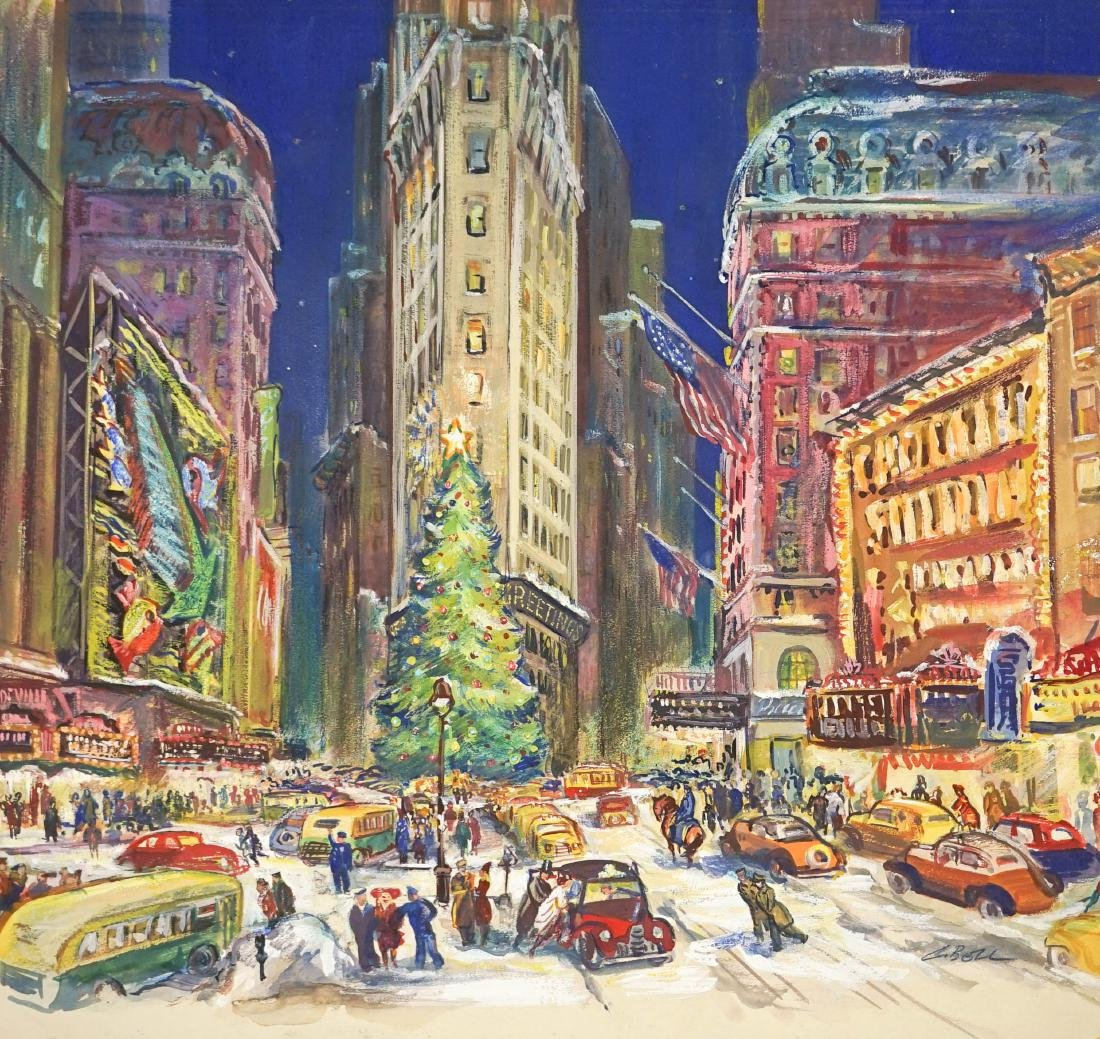 Cecil Bell (Washington, New York 1906-1970)