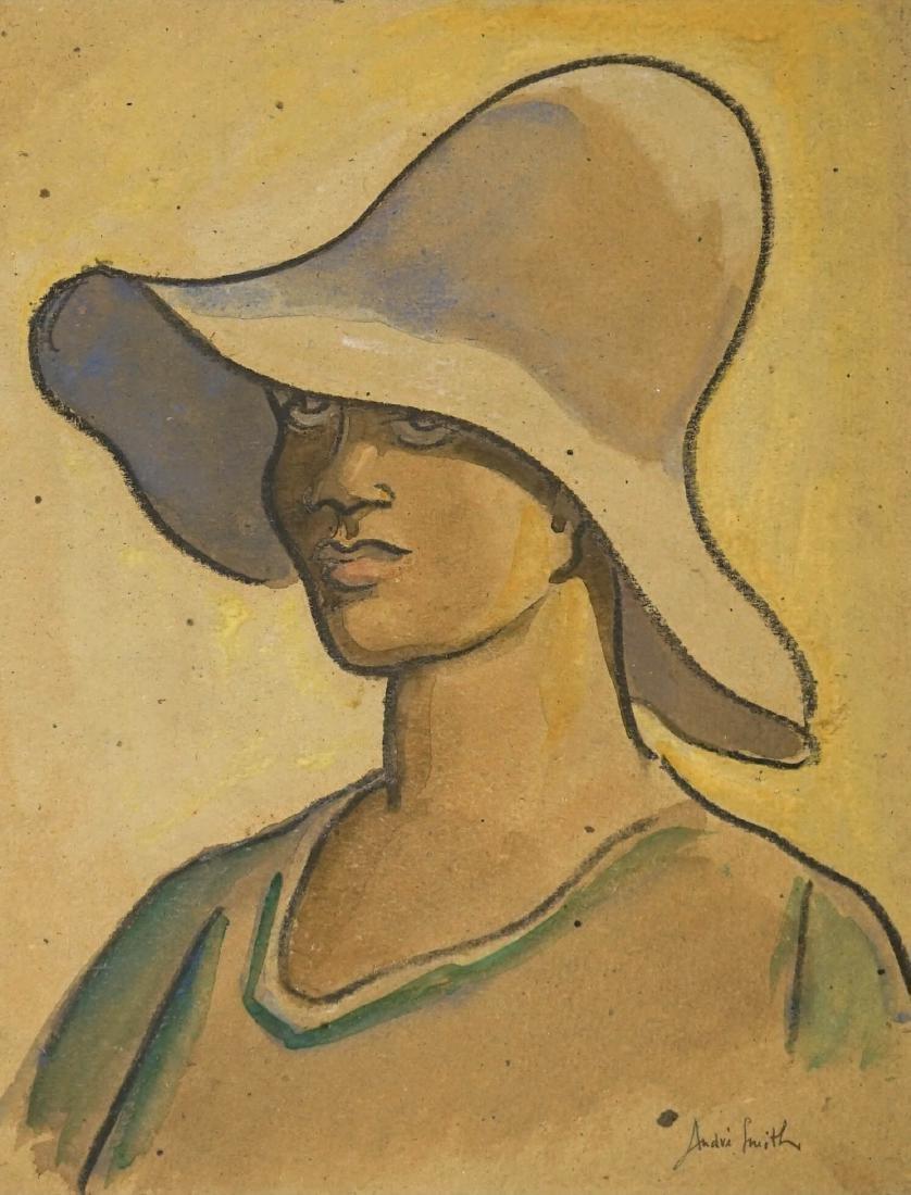 Jules Andre Smith (1880-1959) Original Artwork