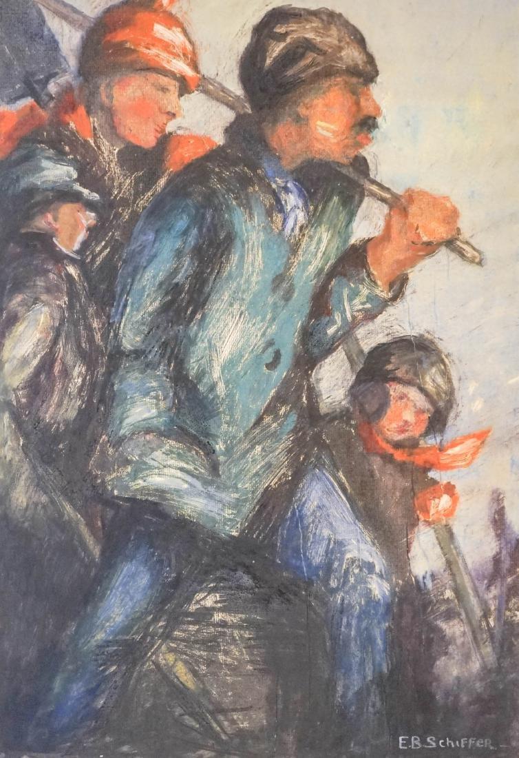 Ethel Bennett Schiffer (Connecticut born 1879)