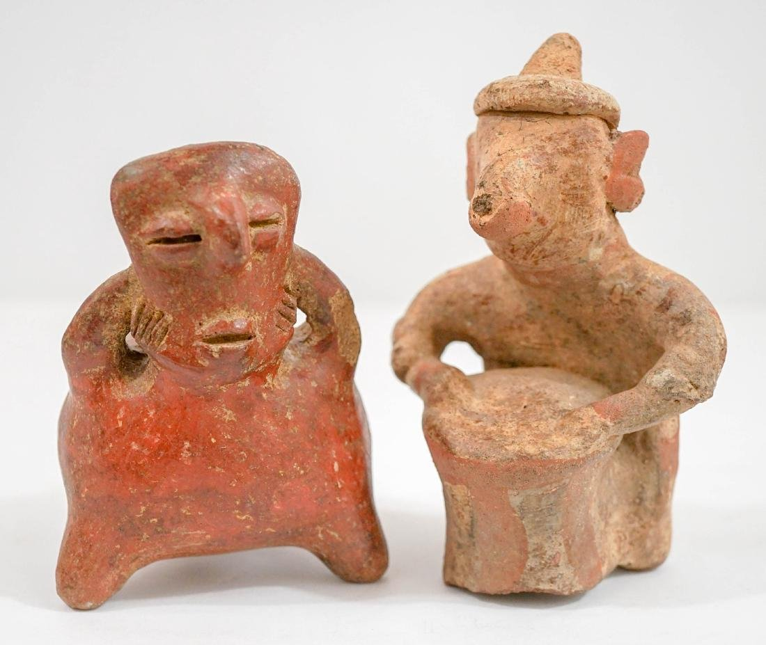 Mexican Pre-Columbian Figures - 3