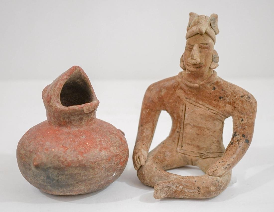 Mexican Pre-Columbian Figures - 4