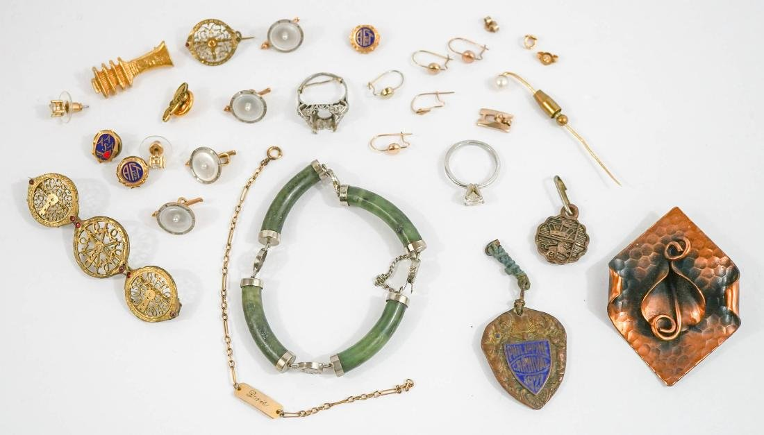 Lot of Estate Jewelry