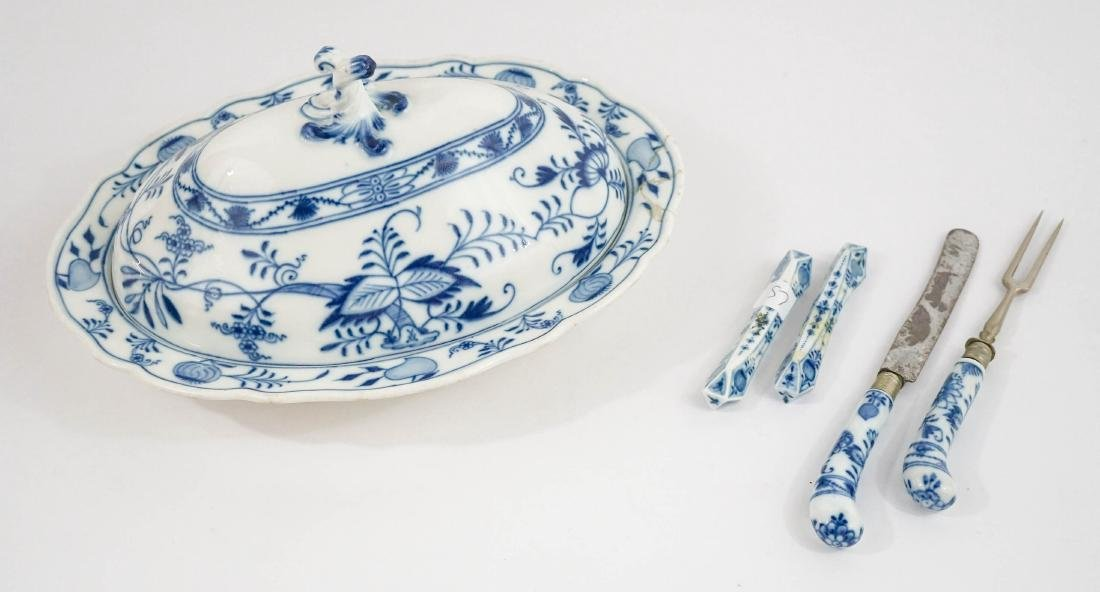 Meissen Blue Onion