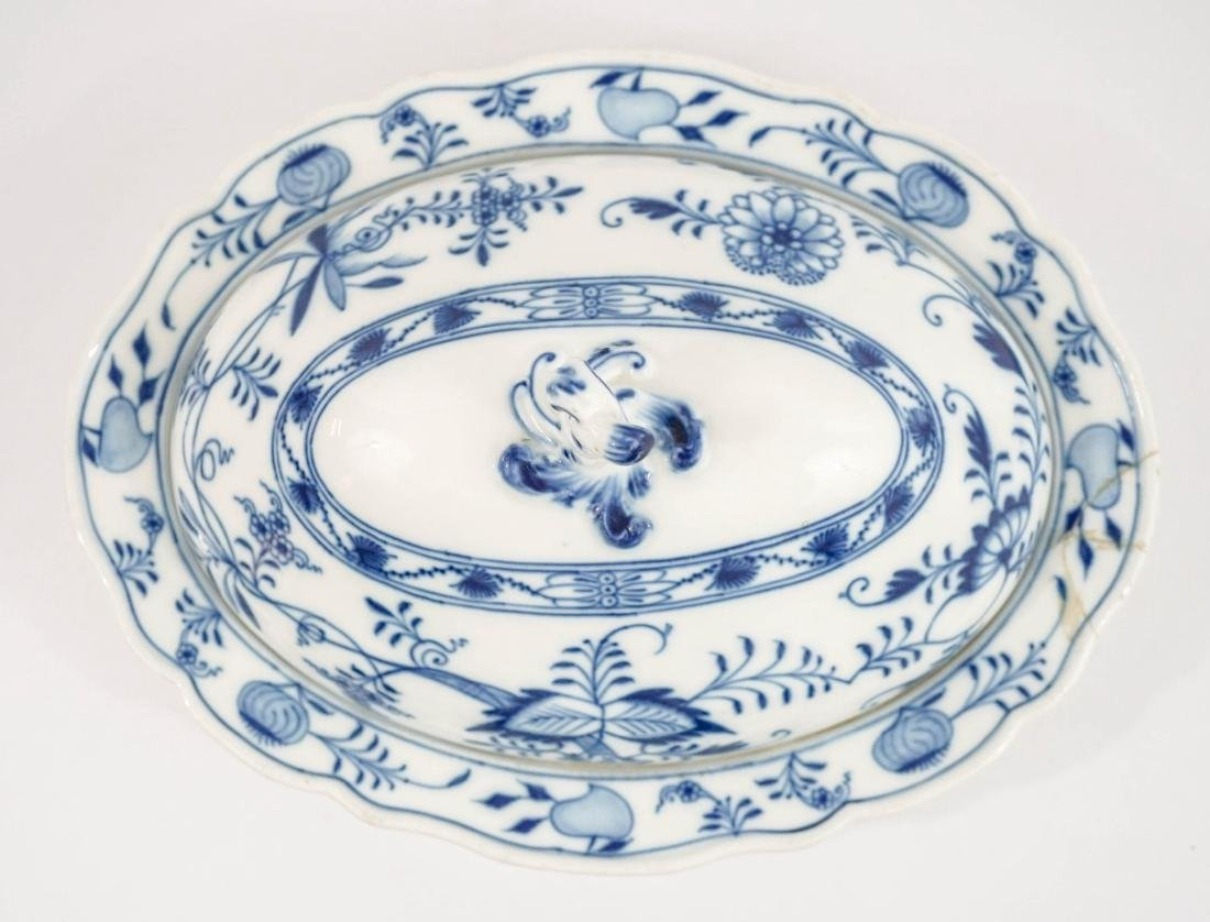 Meissen Blue Onion - 3