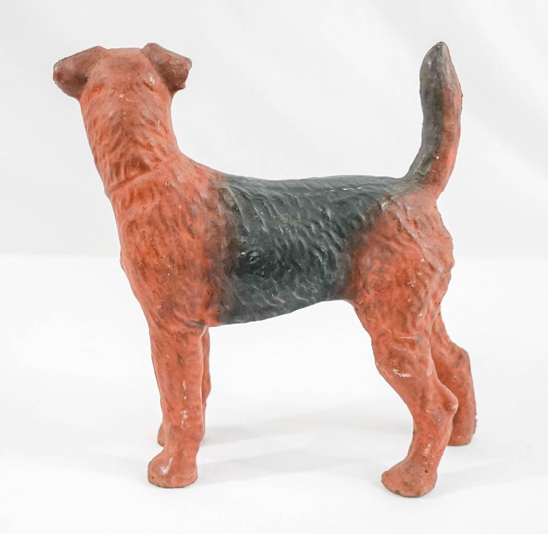 Figural Dog Doorstop - 2