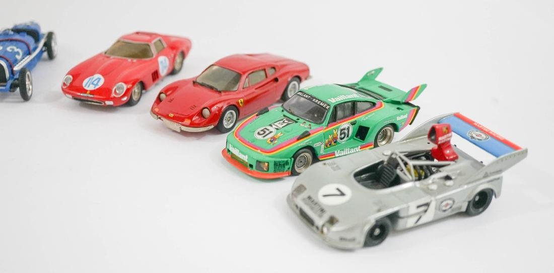 Group of Nine 1:43 Scale High-End Model Cars - 3