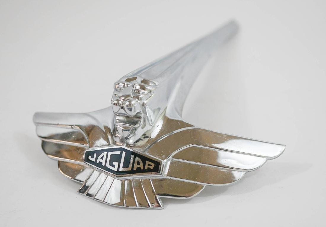 Jaguar Mark 7 Hood Ornament