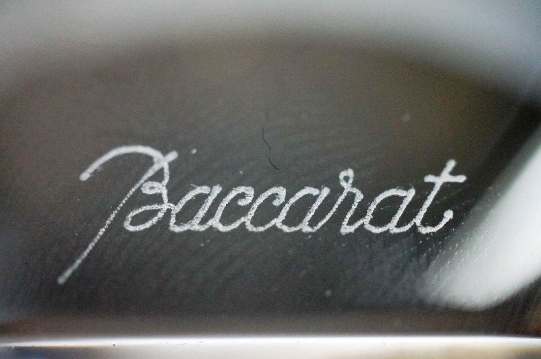 Baccarat Vecteur [Vector] Vase Mint In Box - 6