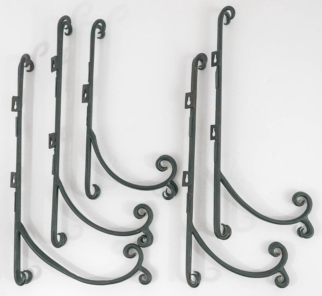 Group of Large Plate Stands and More - 2