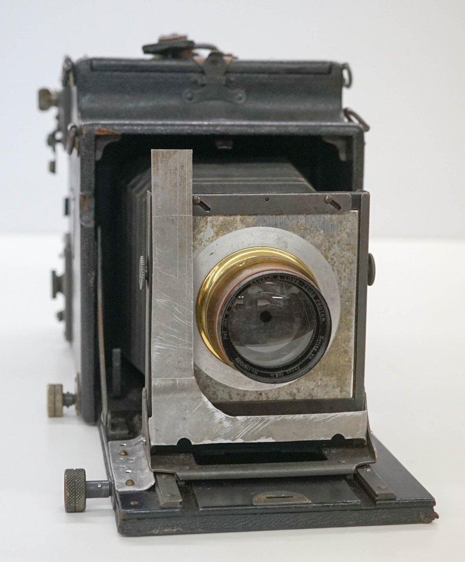 An Old Graflex Camera